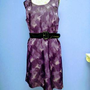 Simply Vera Purple Dress Size 14!